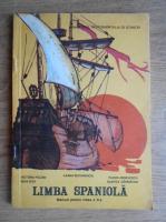 Anticariat: Victoria Poloni - Limba spaniola. Manual pentru clasa a II-a