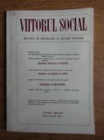 Viitorul social. Revista de sociologie si stiinte politice, ianuarie-februarie 1983