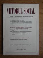 Anticariat: Viitorul social. Revista de sociologie si stiinte politice, ianuarie-februarie 1985