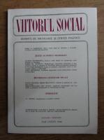 Viitorul social. Revista de sociologie si stiinte politice, ianuarie-februarie, 1986