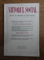 Anticariat: Viitorul social. Revista de sociologie si stiinte politice, ianuarie-februarie, 1989