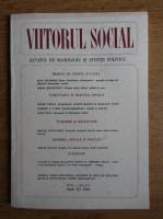 Viitorul social. Revista de sociologie si stiinte politice, iulie-august 1982