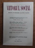 Viitorul social. Revista de sociologie si stiinte politice, iulie-august, 1985
