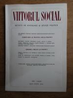 Viitorul social. Revista de sociologie si stiinte politice, iulie-august, 1987