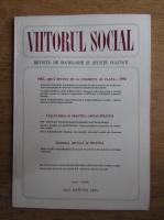 Viitorul social. Revista de sociologie si stiinte politice, mai-iunie, 1985