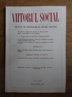 Viitorul social. Revista de sociologie si stiinte politice, mai-iunie, 1987