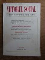 Viitorul social. Revista de sociologie si stiinte politice, mai-iunie, 1989