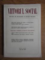 Anticariat: Viitorul social. Revista de sociologie si stiinte politice, martie-aprilie, 1982