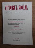 Viitorul social. Revista de sociologie si stiinte politice, martie-aprilie, 1988