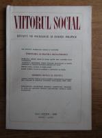 Anticariat: Viitorul social. Revista de sociologie si stiinte politice, martie-aprilie, 1989