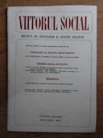 Anticariat: Viitorul social. Revista de sociologie si stiinte politice, noiembrie-decembrie, 1987