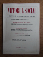 Viitorul social. Revista de sociologie si stiinte politice, septembrie-octombrie, 1987