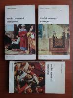 Viktor Lazarev - Vechi maestri europeni (3 volume)