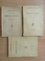 Vincent D Indy - Cours de composition musicale (3 volume, 1933)