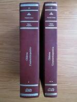 Vintila Corbul - Caderea Constantinopolelui (Adevarul de lux, 2 volume)