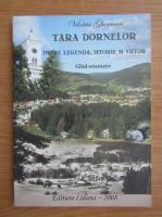 Anticariat: Violeta Rada Gherman - Tara Dornelor. Intre legenda, istorie si viitor