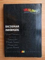 Anticariat: Viorel Marinescu - Dictionar informatic trilingv