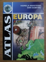 Viorela Anastasiu, Dan Dumitru - Europa (atlas)