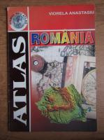 Viorela Anastasiu - Romania, atlas