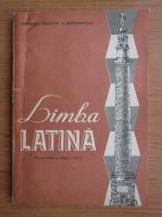 Viorica Balaianu - Limba latina. Manual pentru clasa a VIII-a (1988)