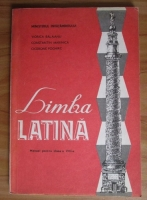 Viorica Balaianu - Limba latina. Manual pentru clasa a VIII-a