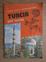 Anticariat: Viorica Dinescu - Turcia, ghid turistic