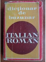 Virgil Ani - Dictionar de buzunar Italian-Roman