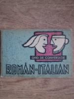 Virgil Ani - Ghid de conversatie roman-italian