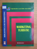 Virgil Balaure - Marketing turistic