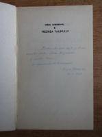 Anticariat: Virgil Gheorghiu - Trezirea faunului (cu autograful autorului)