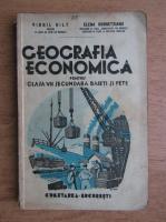 Virgil Hilt - Geografia economica (1935)