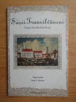 Virgil Lazar, Ioan Danciu - Sasii transilvaneni