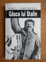 Virgil Zamfirescu - Gasca lui Stalin