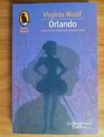 Anticariat: Virginia Woolf - Orlando: o biografie
