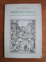 Vladimir Belis - Medicina legala. Curs pentru facultatile de stiinte juridice