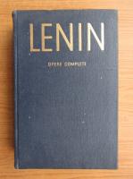 Vladimir Ilici Lenin - Opere complete (volumul 35)