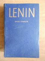 Anticariat: Vladimir Ilici Lenin - Opere complete (volumul 36)