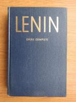 Vladimir Ilici Lenin - Opere complete (volumul 48)