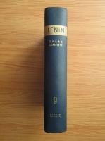 Anticariat: Vladimir Ilici Lenin - Opere complete (volumul 9)