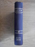 Anticariat: Vladimir Ilici Lenin - Opere decembrie 1910- aprilie 1912 (volumul 17)