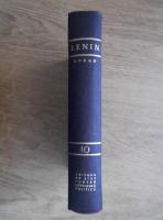 Vladimir Ilici Lenin - Opere noiembrie 1905- iunie 1906 (volumul 10)