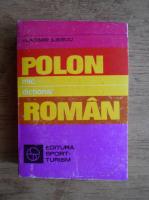 Anticariat: Vladimir Iliescu - Mic dictionar polon-roman