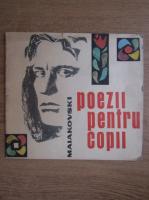 Vladimir Maiakovski - Poezii pentru copii