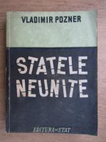 Anticariat: Vladimir Pozner - Statele neunite (1949)