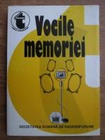 Vocile memoriei, antologie de conferinte din Arhiva Societatii Romane de Radiodifuziune