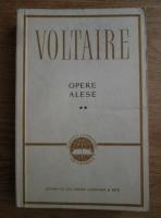 Anticariat: Voltaire - Opere alese (volumul 2)