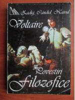 Voltaire - Povestiri filozofice