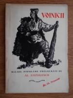 Vonicii. Balade populare prelucrate de Al. Amzulescu