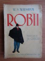 Anticariat: W. Somerset Maugham - Robii (1934, volumul 2)
