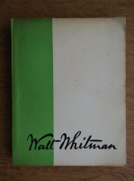 Anticariat: Walt Whitman - Poeme